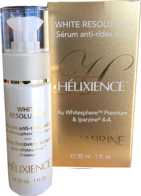 Helixience White Resolution