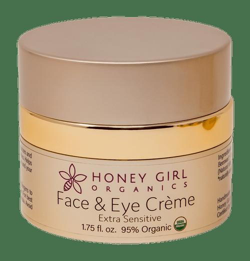 Face & Eye Cream Extra Sensitive