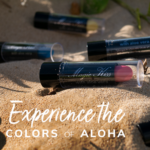 experience the colors of aloha