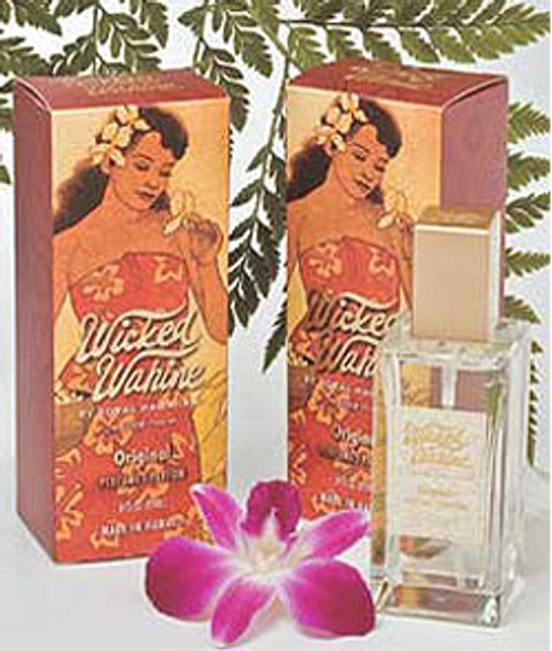 Wicked Wahine Body Fragrance