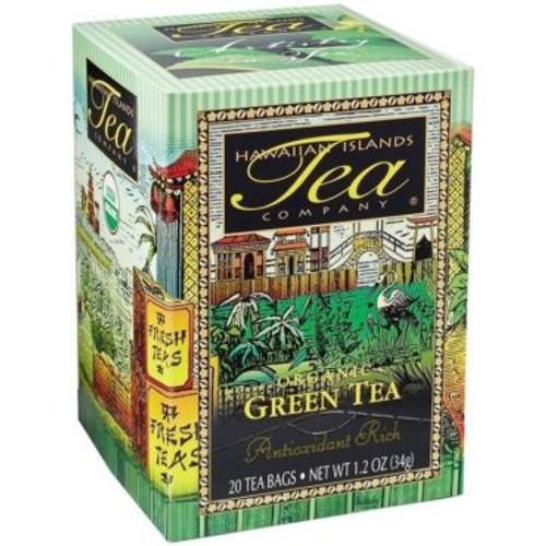 HAWAIIAN ISLAND TEA COMPANY - ORGANIC GREEN TEA