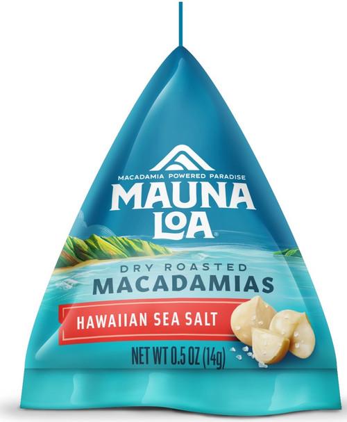 Mauna Loa Dry Roasted Sample Tetrahedral packs