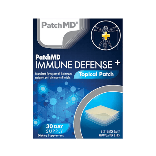 PATCH MD IMMUNE DEFENSE PLUS TOPICAL PATCH (30 CT)