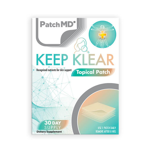 PATCH MD KEEP KLEAR TOPICAL PATCH (30 CT)