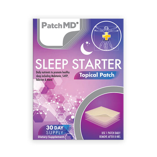 PATCH MD SLEEP STARTERTOPICAL PATCH (30 CT)