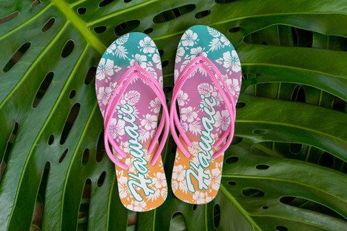 Robin Ruth® Ladies Double Strap Slippers