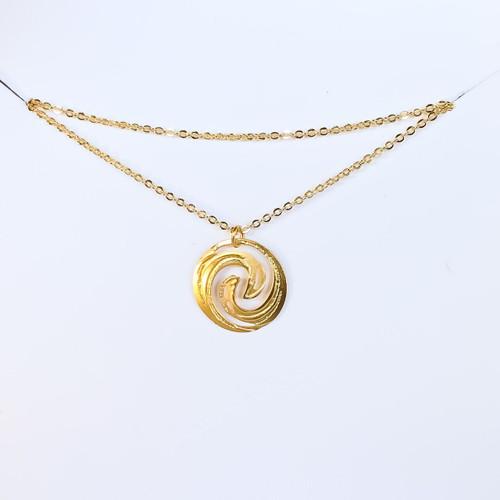 Liv-N-Aloha® Gold Moana Necklace