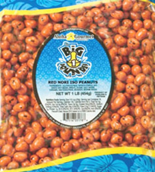 Da Big Pounder - Red Nori Iso Peanuts