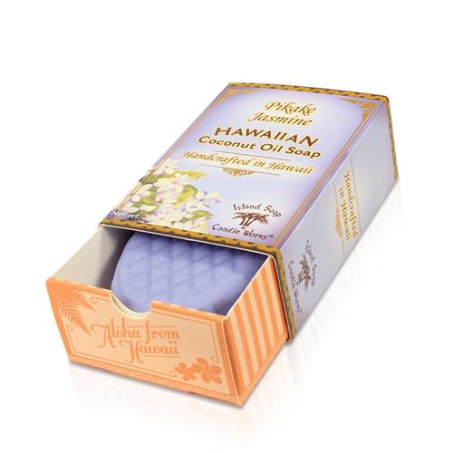 Island Soap Company Handcrafted 2oz Soap - Pikake Jasmine Scent