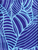 Napua Collection - Cover Ups in Waimea Leaves-Blue print