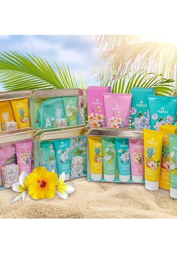 Complete Range of Island Soap