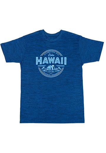Hawaiian Athletics® - Islands in White Color
