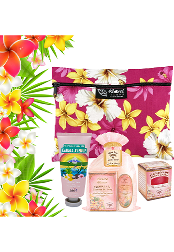 Pampering Pualani Collection