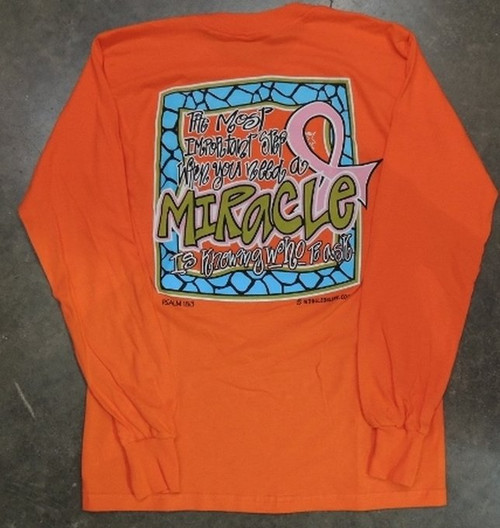 Miracle Long Sleeve