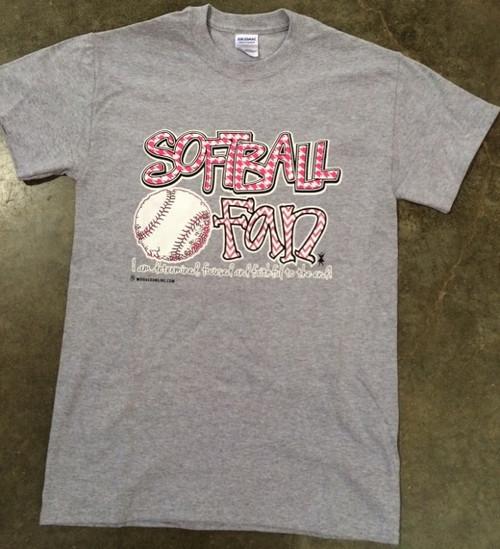 Softball Fan