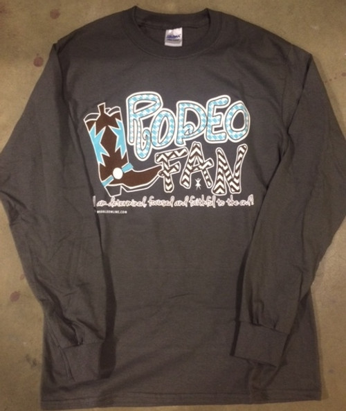 Rodeo Fan Longsleeve