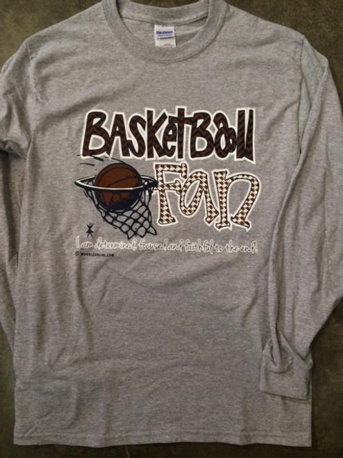 Basketball Fan Longsleeve