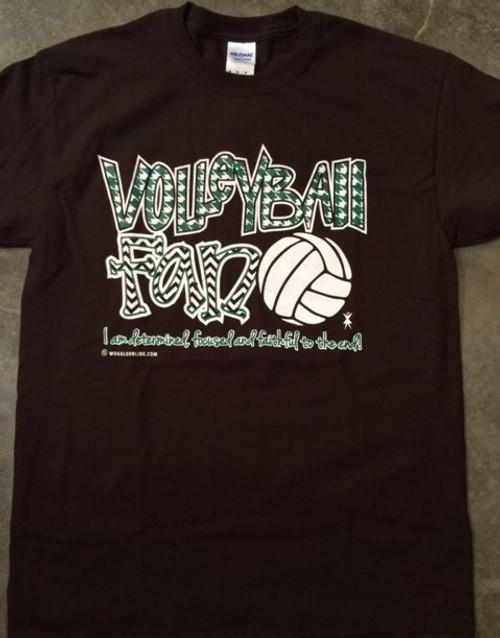 Volleyball Fan