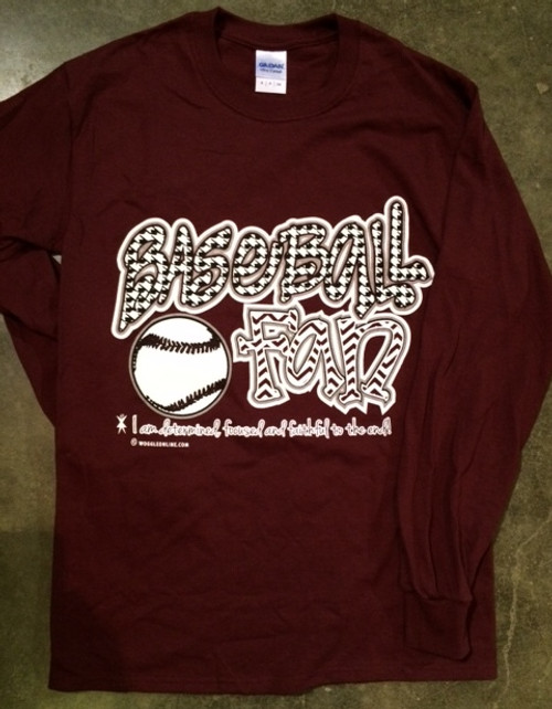 Baseball Fan Longsleeve