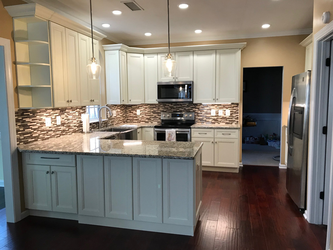 Customer Transformation: Deb's kitchen