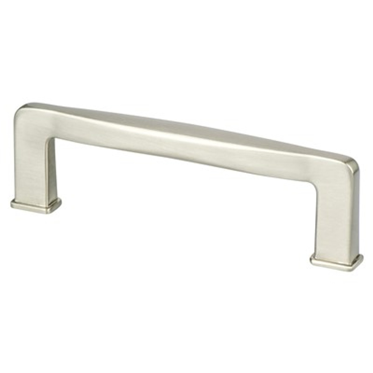 Berenson Harmony Collection 3 Center Cabinet Handle Pull Brushed Nickel