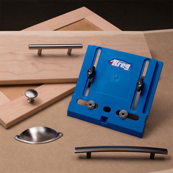Kreg Cabinet Hardware Drilling Jig Overview