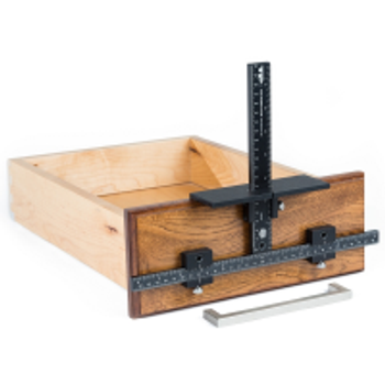 True Position, Cabinet Hardware Jig