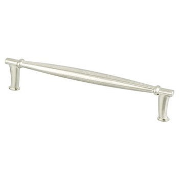 "Berenson, Dierdra, 6 5/16"" (160mm) Pull, Brushed Nickel"