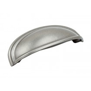 """Amerock, Ashby, 3"""" and 4"""" Cup Pull, Weathered Nickel"""