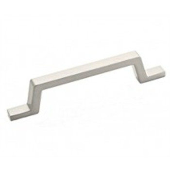 "Amerock, Conrad, 3 3/4"" (96mm) Straight Pull, Satin Nickel"