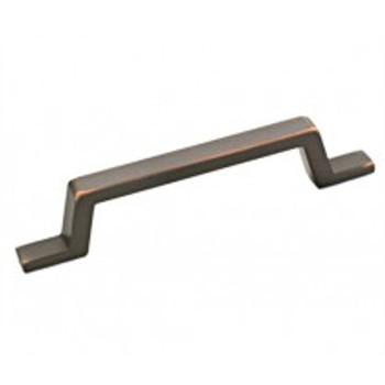 """Amerock, Conrad, 3 3/4"""" (96mm) Straight pull, Oil Rubbed Bronze"""