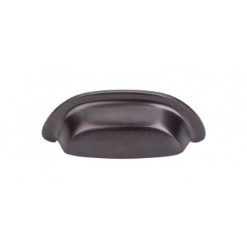 "Top Knobs, Aspen, 3"" Cup pull, Medium Bronze"