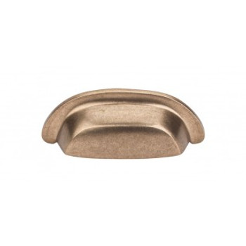 "Top Knobs, Aspen, 3"" Cup pull, Light Bronze"