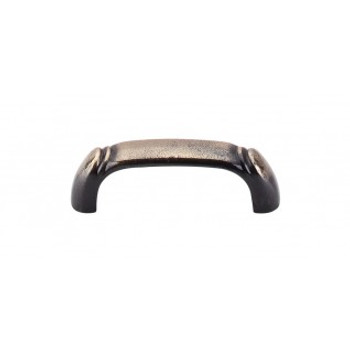 "Top Knobs, Tuscany, 2 1/2"" Dover Straight pull, Dark Antique Brass"