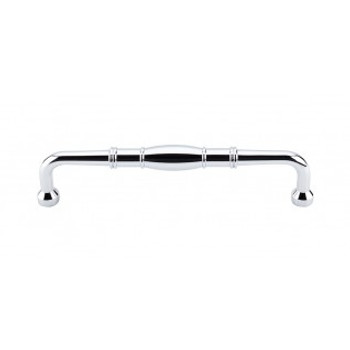 "Top Knobs, Appliance / Normandy, 7"" Appliance Pull, Polished Chrome"