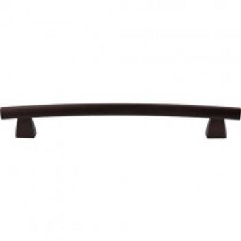 "Top Knobs, Appliance / Sanctuary, 12"" (305mm) Arched Appliance Pull, Oil Rubbed Bronze"