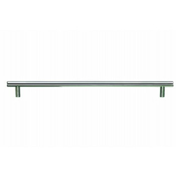 """Top Knobs, Appliance / Bar Pulls, Hopewell, 18"""" Appliance Pull, Polished Nickel"""