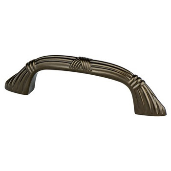 "Berenson, Toccata, 3"" Curved Pull, Oil Rubbed Bronze"