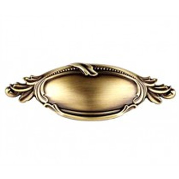 """Alno, Hickory, 4"""" Cup Pull, Antique English Matte"""