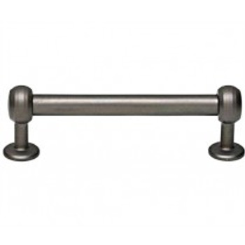 "Alno, Pulls, 3 1/2"" Bar Pull, Chocolate Bronze"