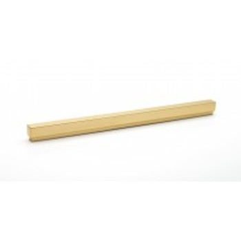 """Alno, Simplicity, 12"""" (305mm) Straight Pull, Polished Brass"""
