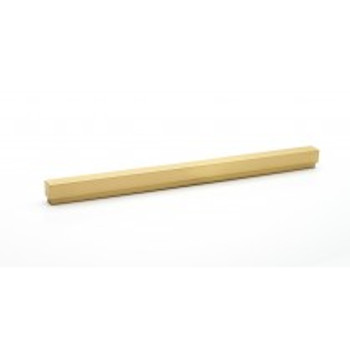 "Alno, Simplicity, 12"" (305mm) Straight pull, Satin Brass"