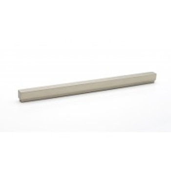 "Alno, Simplicity, 12"" (305mm) Straight pull, Satin Nickel"