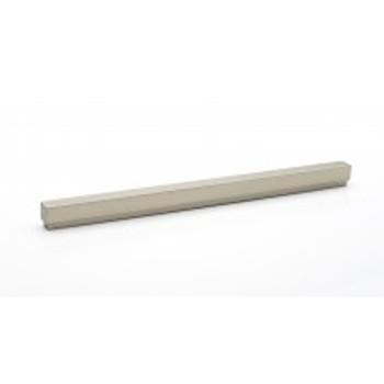 """Alno, Simplicity, 12"""" (305mm) Straight Pull, Satin Nickel"""