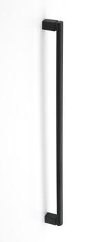"Alno, Vogue, 12"" (305mm) Appliance Pull, Matte Black"