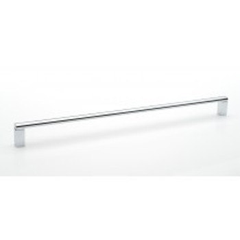 "Alno, Vogue, 18"" Appliance pull, Polished Chrome"