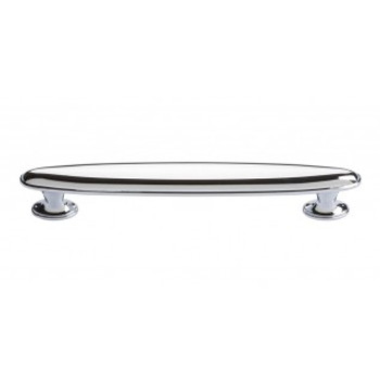 "Atlas Homewares, Austen, 5 1/16"" (128mm) Bar pull, Polished Chrome"