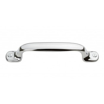 "Atlas Homewares, Ergo, 3 3/4"" (96mm) Straight pull, Polished Chrome"