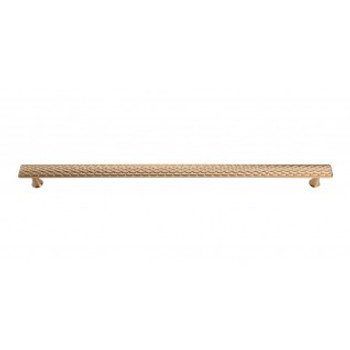 "Atlas Homewares, Mandalay, 18"" Appliance pull, Champagne"