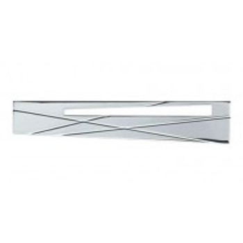 "Atlas Homewares, Modernist, 3"" Right Straight pull, Polished Chrome"